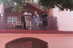 Missionarys in Cabello