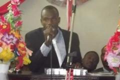 Pastor Reynold