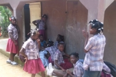 School children at County Hinche3